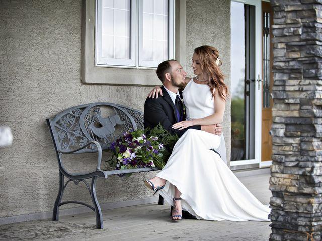 Travis and Jessica's wedding in Regina, Saskatchewan 20