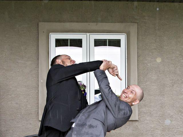 Travis and Jessica's wedding in Regina, Saskatchewan 21