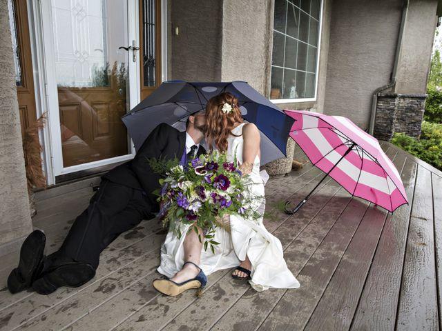 Travis and Jessica's wedding in Regina, Saskatchewan 25