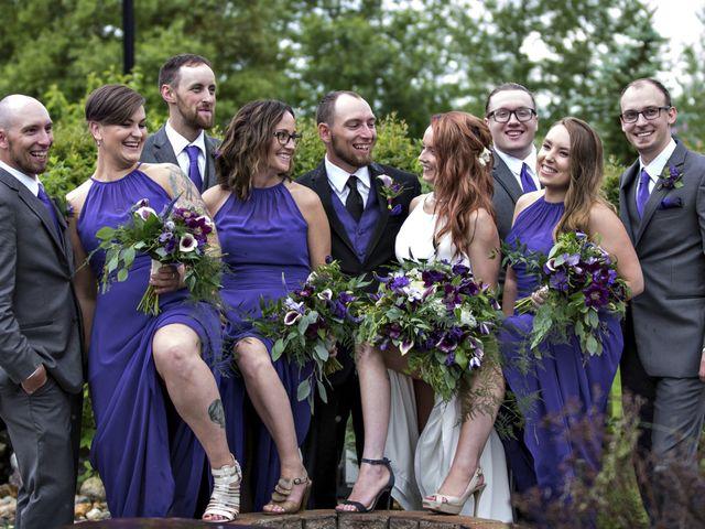Travis and Jessica's wedding in Regina, Saskatchewan 28