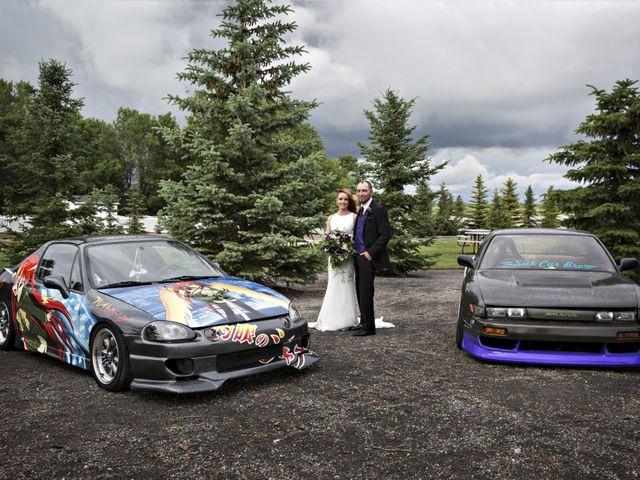 Travis and Jessica's wedding in Regina, Saskatchewan 29