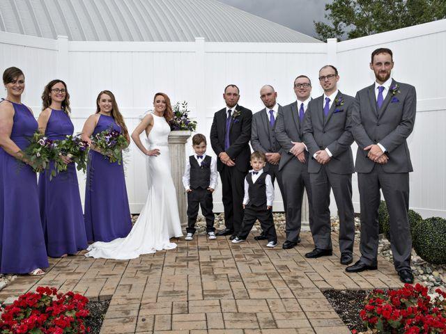 Travis and Jessica's wedding in Regina, Saskatchewan 33