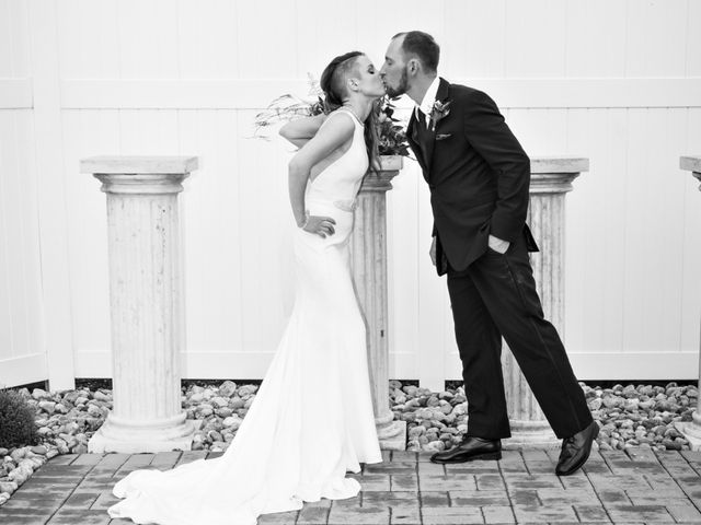 Travis and Jessica's wedding in Regina, Saskatchewan 34