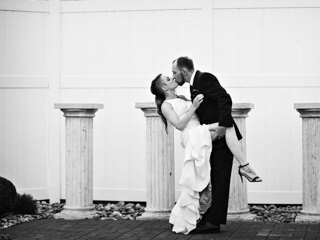 Travis and Jessica's wedding in Regina, Saskatchewan 35