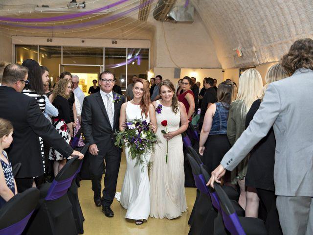Travis and Jessica's wedding in Regina, Saskatchewan 37