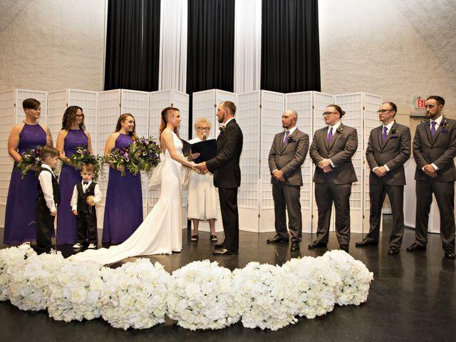 Travis and Jessica's wedding in Regina, Saskatchewan 38