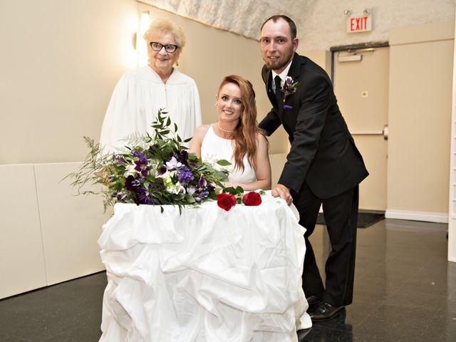 Travis and Jessica's wedding in Regina, Saskatchewan 39