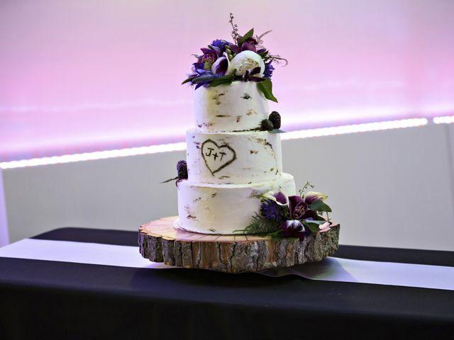 Travis and Jessica's wedding in Regina, Saskatchewan 41