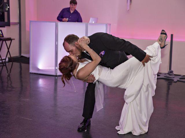 Travis and Jessica's wedding in Regina, Saskatchewan 49