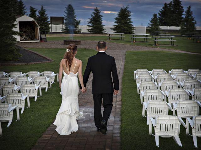 Travis and Jessica's wedding in Regina, Saskatchewan 50