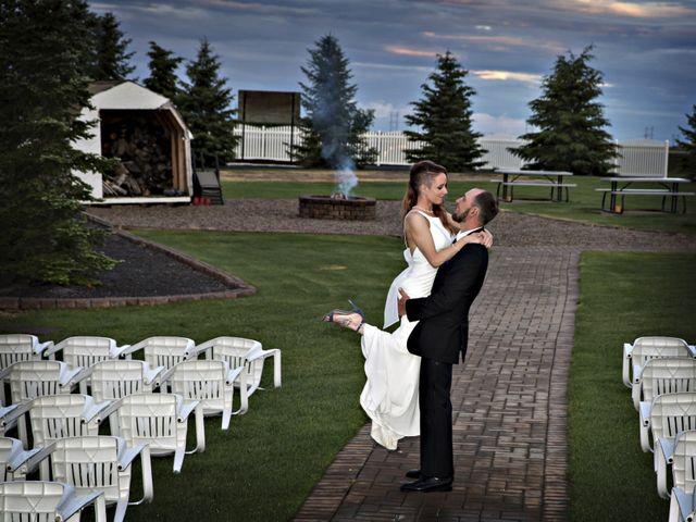 Travis and Jessica's wedding in Regina, Saskatchewan 51