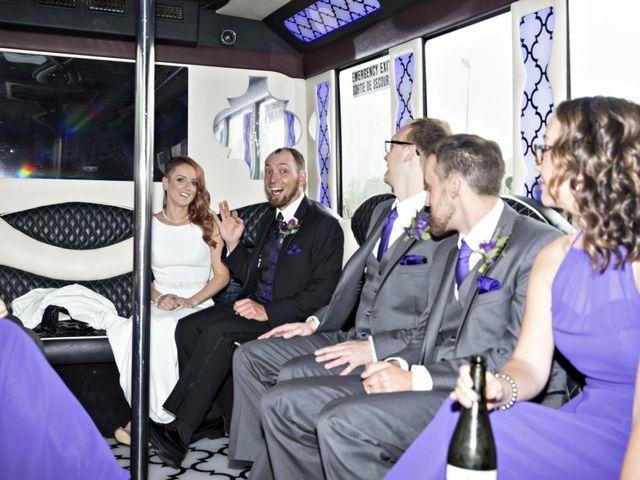 Travis and Jessica's wedding in Regina, Saskatchewan 5