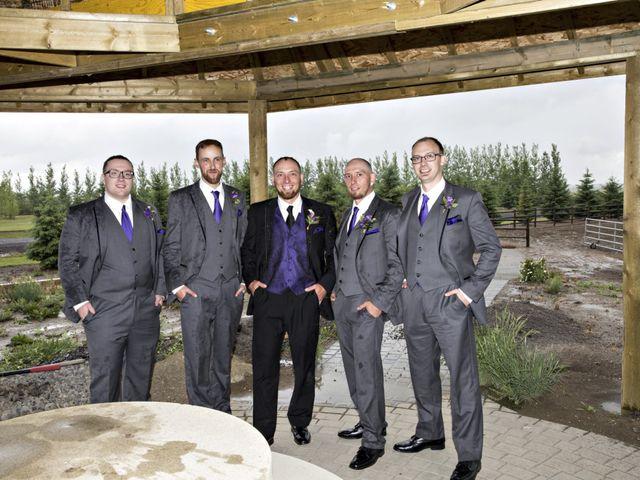 Travis and Jessica's wedding in Regina, Saskatchewan 9