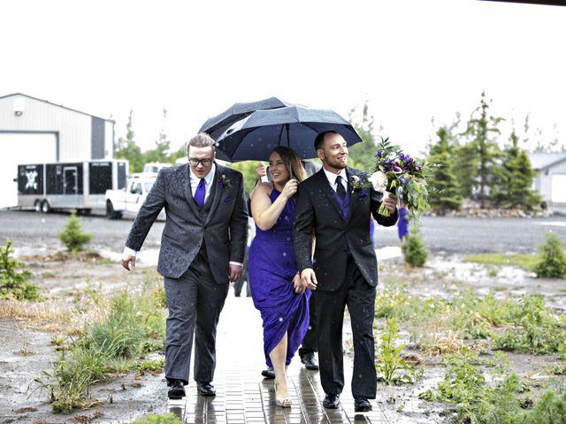 Travis and Jessica's wedding in Regina, Saskatchewan 8