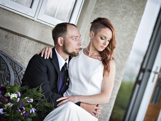 Travis and Jessica's wedding in Regina, Saskatchewan 19