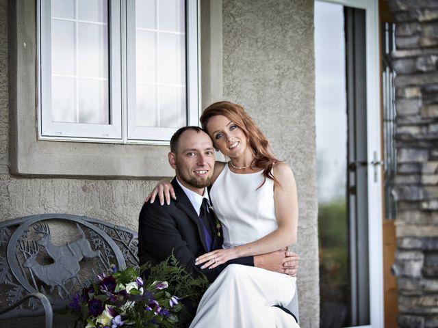Travis and Jessica's wedding in Regina, Saskatchewan 18