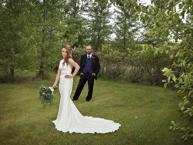 Travis and Jessica's wedding in Regina, Saskatchewan 10