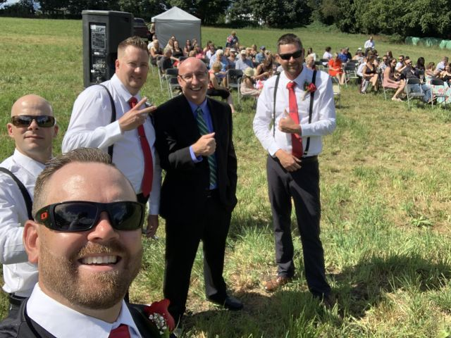 Lindsay and Jeremy's wedding in Chilliwack, British Columbia 3