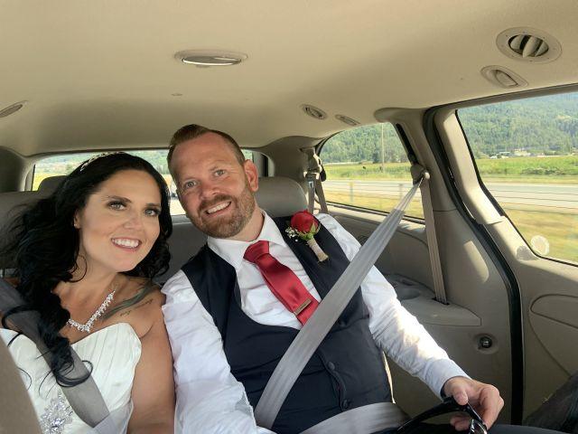 Lindsay and Jeremy's wedding in Chilliwack, British Columbia 1