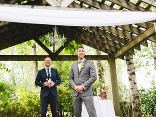 Corey and Meaghan's wedding in Pitt Meadows, British Columbia 32