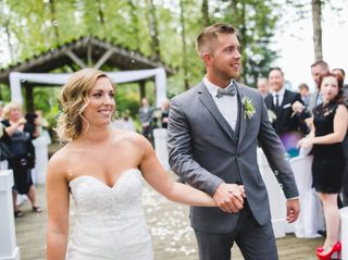 Corey and Meaghan's wedding in Pitt Meadows, British Columbia 61