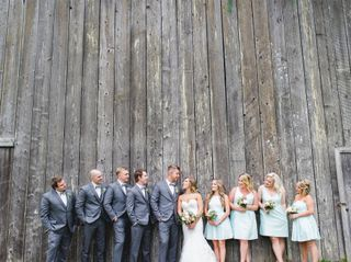 Corey and Meaghan's wedding in Pitt Meadows, British Columbia 75
