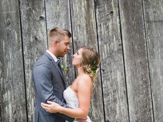 Corey and Meaghan's wedding in Pitt Meadows, British Columbia 77