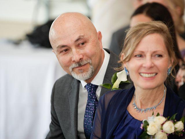 Josh and Jamia's wedding in Burnaby, British Columbia 12
