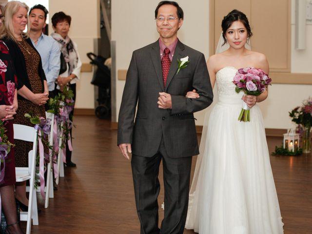 Josh and Jamia's wedding in Burnaby, British Columbia 13