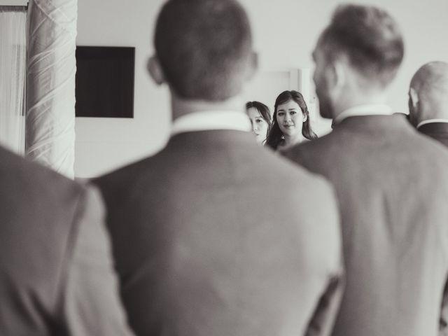 Josh and Jamia's wedding in Burnaby, British Columbia 14