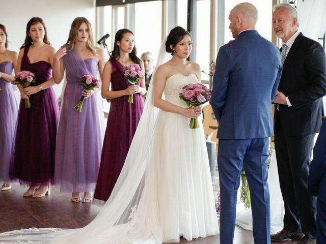 Josh and Jamia's wedding in Burnaby, British Columbia 17