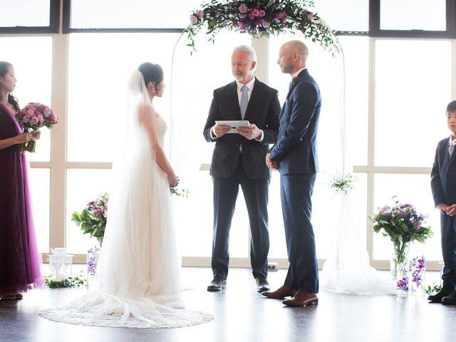 Josh and Jamia's wedding in Burnaby, British Columbia 18