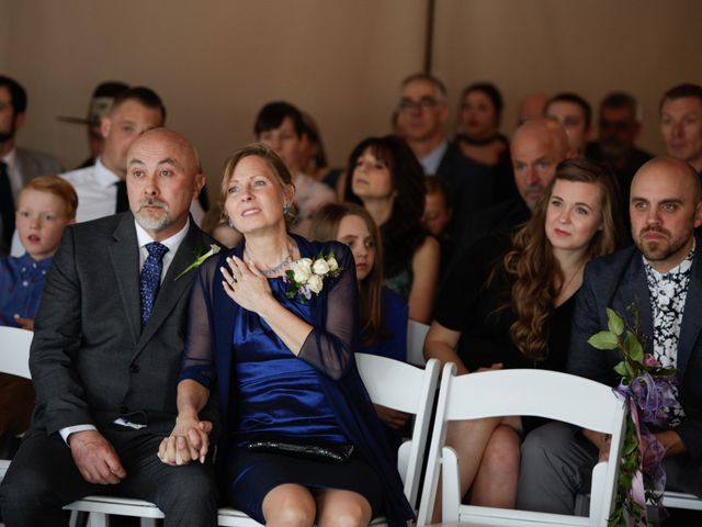 Josh and Jamia's wedding in Burnaby, British Columbia 21