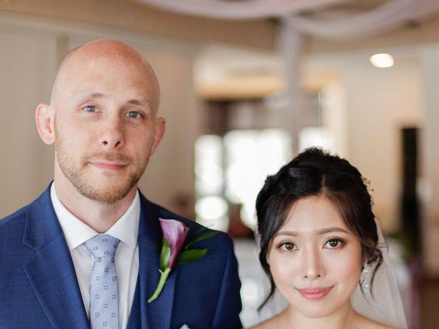 Josh and Jamia's wedding in Burnaby, British Columbia 26