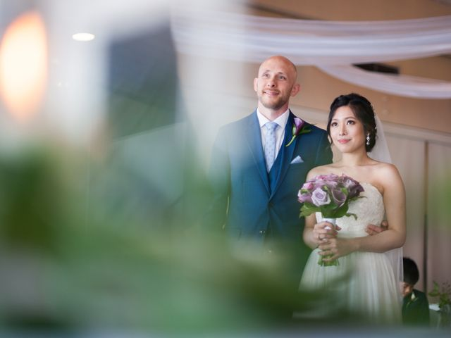 Josh and Jamia's wedding in Burnaby, British Columbia 28