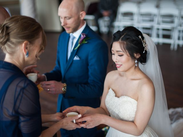 Josh and Jamia's wedding in Burnaby, British Columbia 31