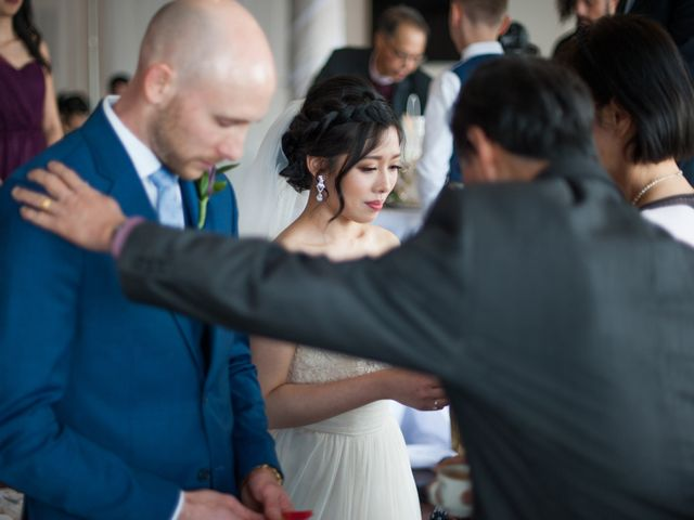 Josh and Jamia's wedding in Burnaby, British Columbia 34