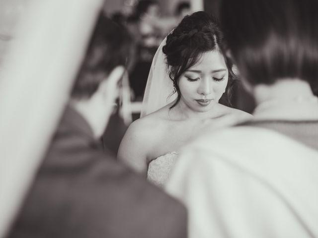 Josh and Jamia's wedding in Burnaby, British Columbia 35