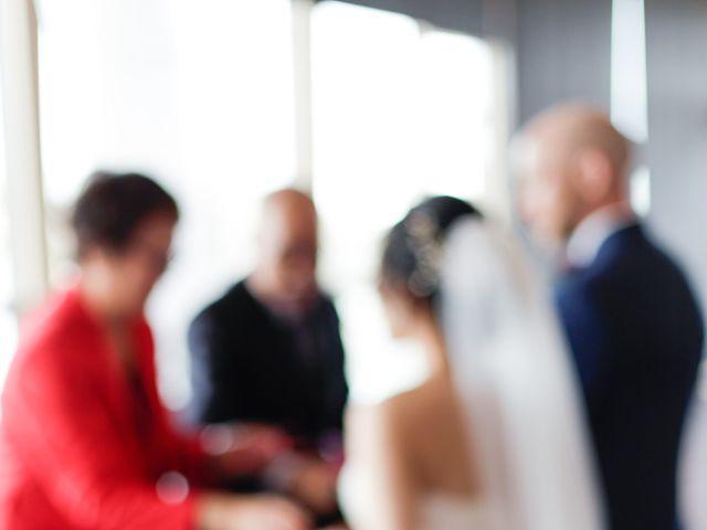 Josh and Jamia's wedding in Burnaby, British Columbia 38