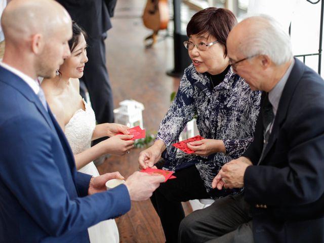 Josh and Jamia's wedding in Burnaby, British Columbia 39
