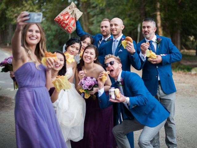 Josh and Jamia's wedding in Burnaby, British Columbia 42