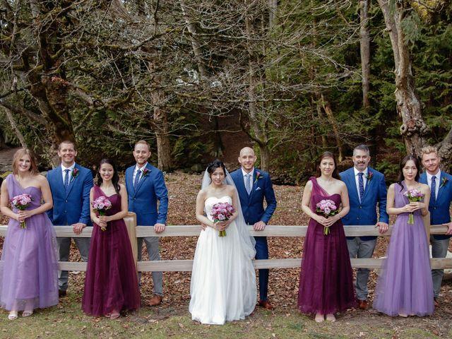 Josh and Jamia's wedding in Burnaby, British Columbia 44