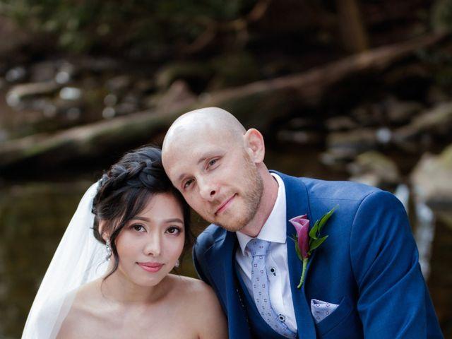 Josh and Jamia's wedding in Burnaby, British Columbia 47