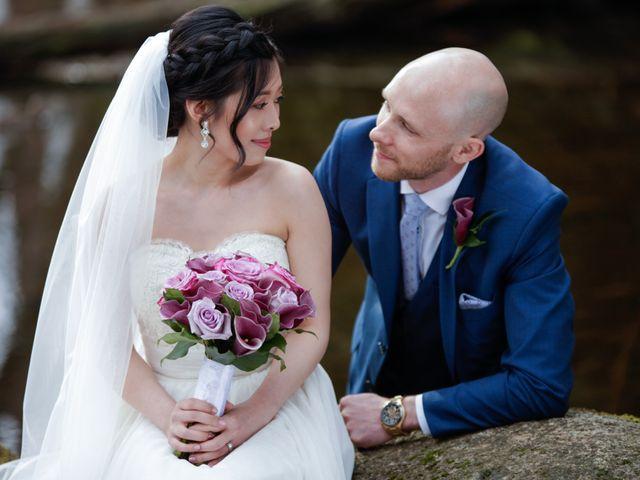 Josh and Jamia's wedding in Burnaby, British Columbia 48