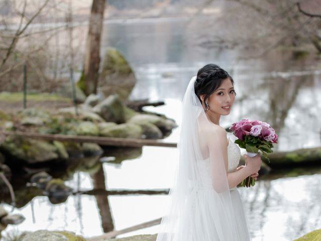 Josh and Jamia's wedding in Burnaby, British Columbia 52
