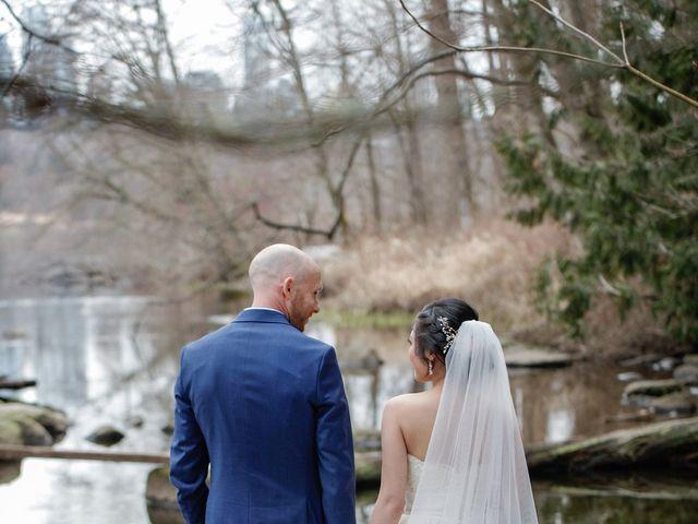 Josh and Jamia's wedding in Burnaby, British Columbia 53