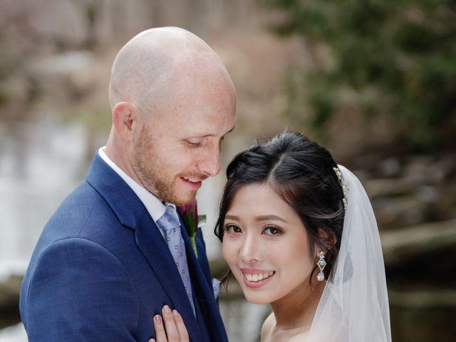 Josh and Jamia's wedding in Burnaby, British Columbia 2