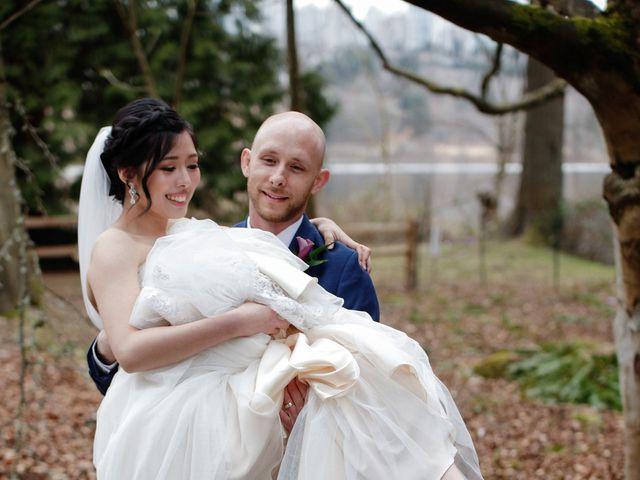 Josh and Jamia's wedding in Burnaby, British Columbia 65