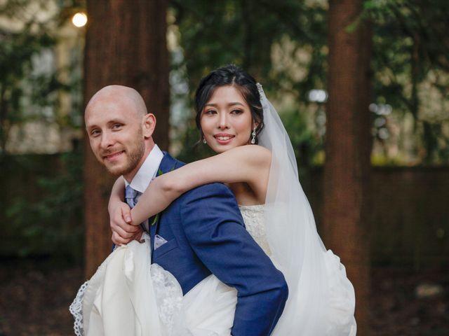 Josh and Jamia's wedding in Burnaby, British Columbia 69