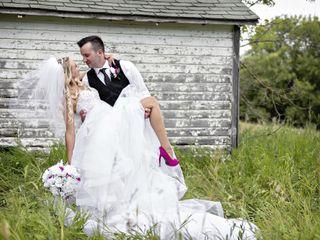 The wedding of KristJana and Devin